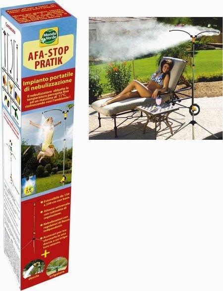 Afa stop pratik impianto di nebulizzazione portatile 1