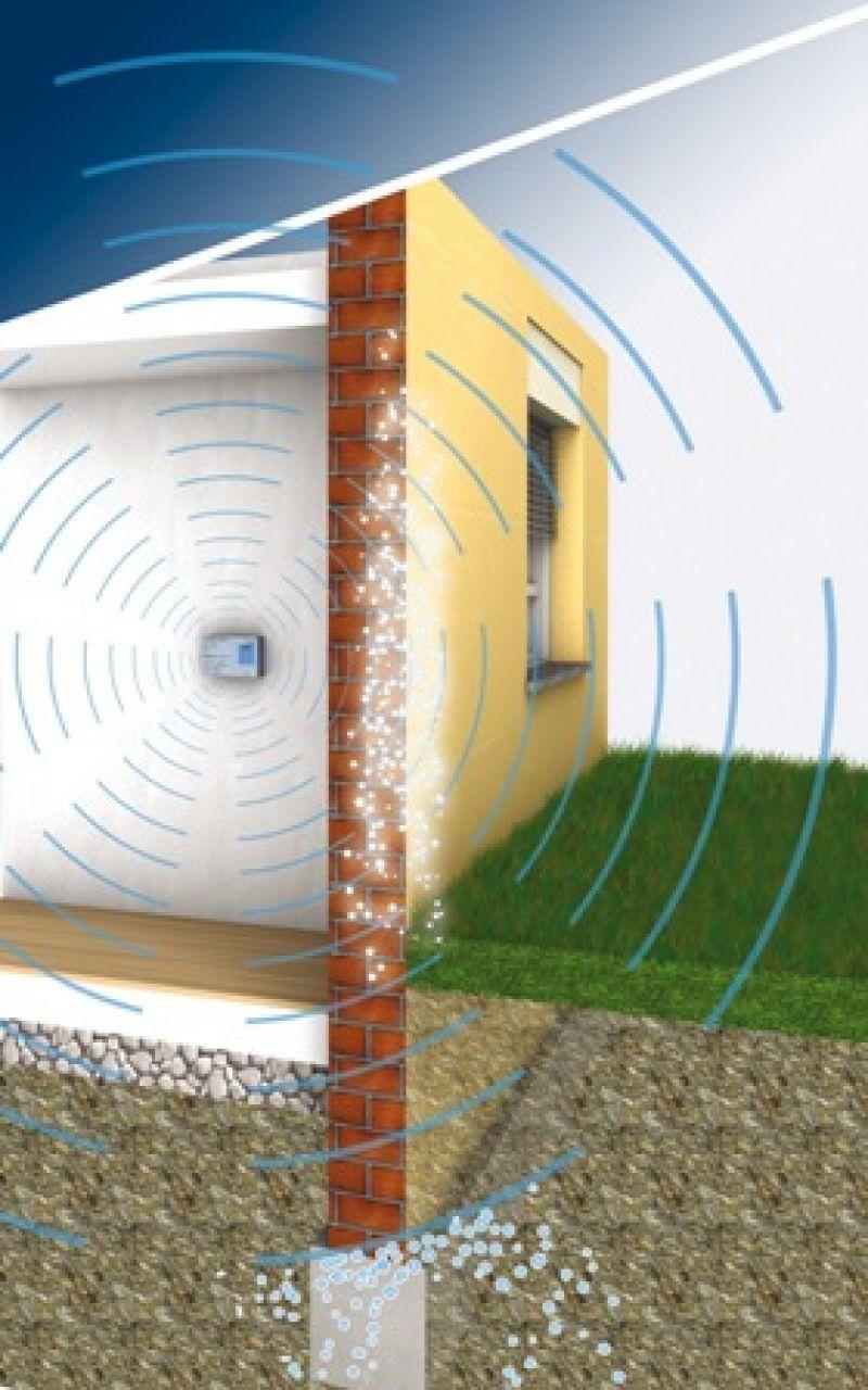 Deumidificazione elettrofisica a neutralizzazione di carica Latina 2