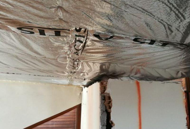 Cappotto termico sottile per sottotetto Latina 2