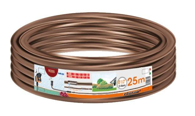 Tubo gocciolante marrone 25 mt claber 90356 1