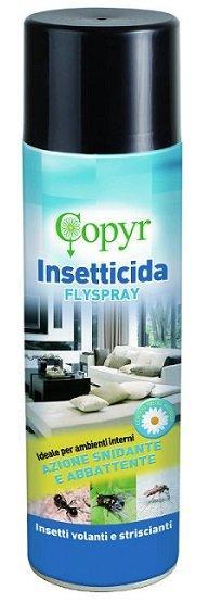 Flyspray insetticida 500 ml 1