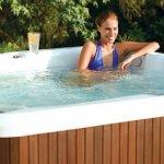 Jacuzzi piscina minipiscina spa 6 posti 45