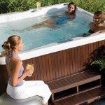 Jacuzzi piscina minipiscina spa 9 posti 35