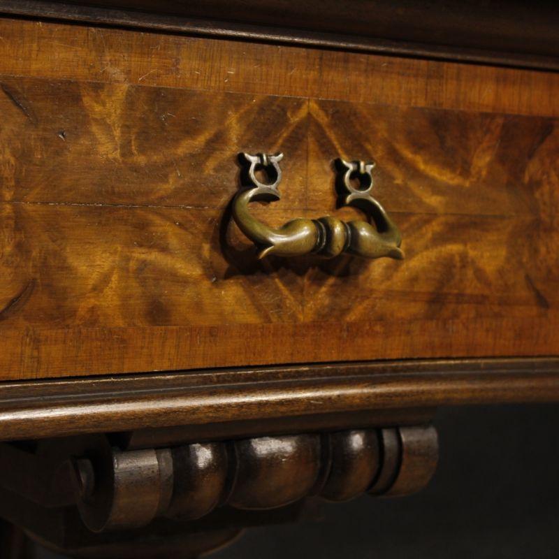 Scrittoio antico di legno 11