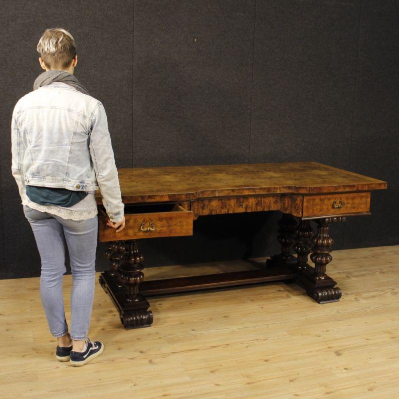 Scrittoio antico di legno 14