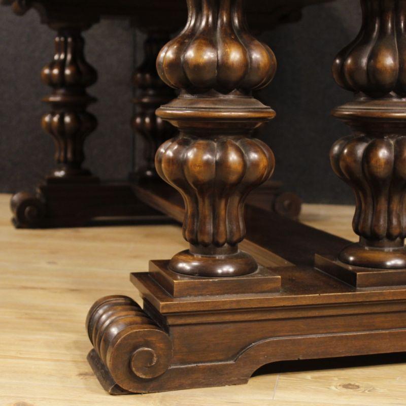 Scrittoio antico di legno 5