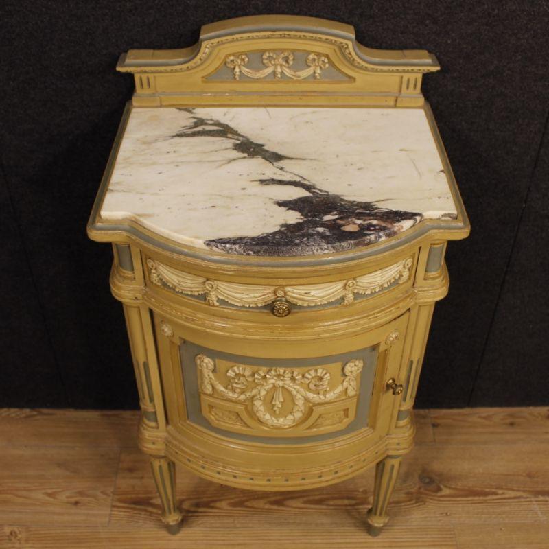 Comodini antichi stile Luigi XVI 4