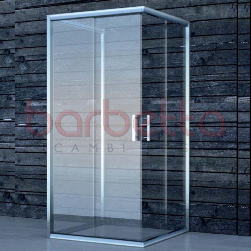Prezzo: Box doccia cristallo trasparente
