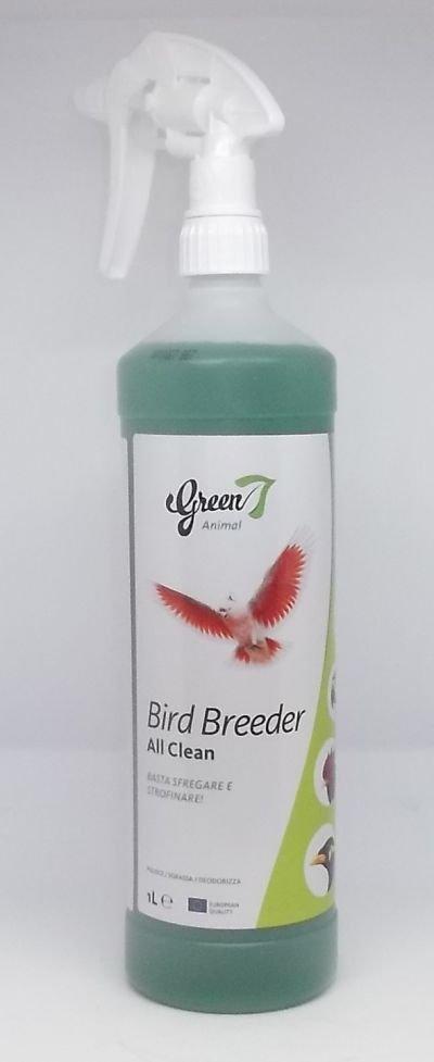Green 7 bird breeder 1 lt detergente 1