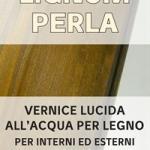 Vernice lucida per legno LIGNUM PERLA