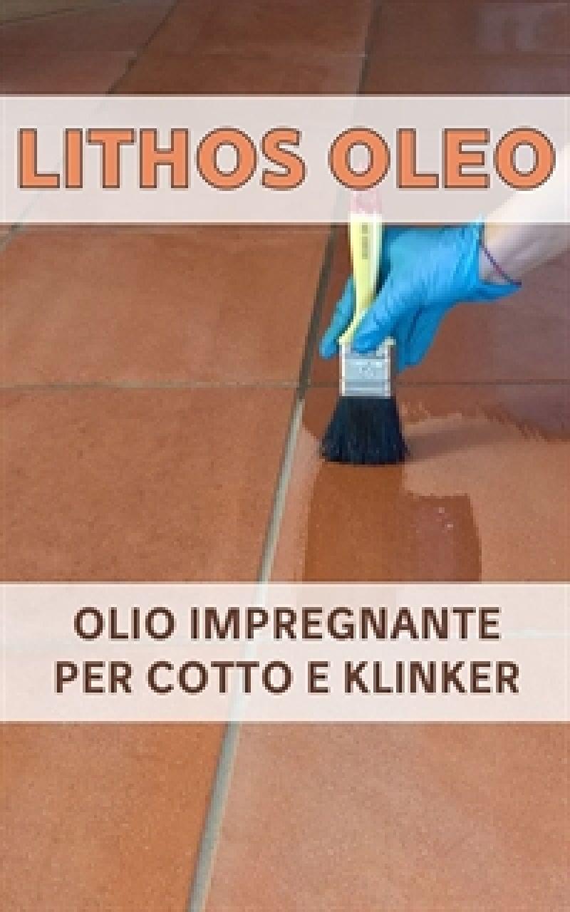 Prodotti Per Pulire Cotto Esterno prezzo: olio impregnante lithos oleo - prezzo olio