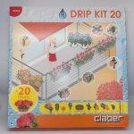 Drip kit 20 claber 90764