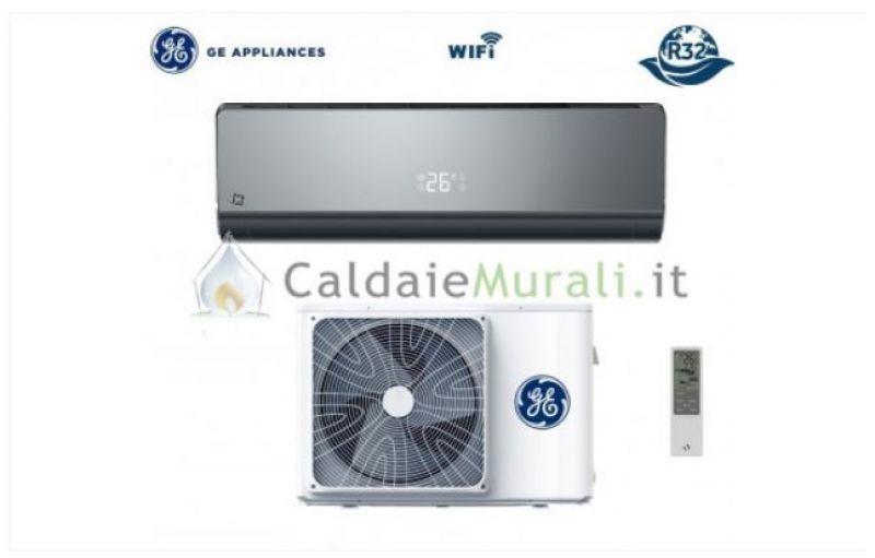 Climatizzatore condizionatore General Electric GE Appliances Inverter linea FUTURE 1