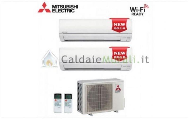 Climatizzatore Mitsubishi Electric Dual Split Inverter 2