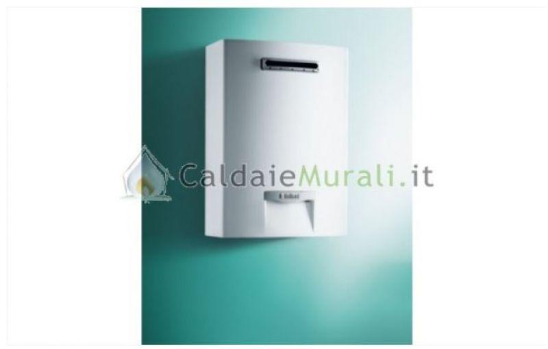 Scaldabagno a gas Vaillant per esterno OUTSIDEMAG IT 11-5-0-5 1