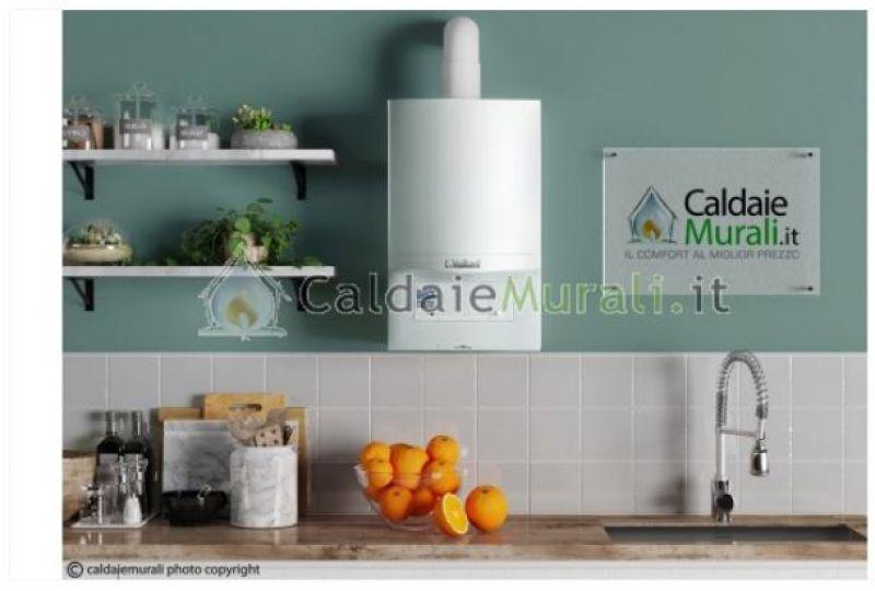 Caldaia Vaillant Ecotec Pro a condensazione VMW 286-5-3+ 1