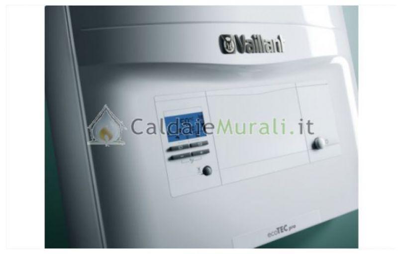 Caldaia Vaillant Ecotec Pro a condensazione VMW 286-5-3+ 3