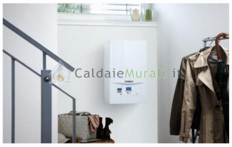 Caldaia Vaillant Ecotec Pro a condensazione VMW 286-5-3+ 4