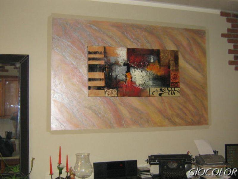 Pittura effetto pietra spaccata 1