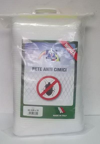 Rete protettiva anti cimice 4 x10 1