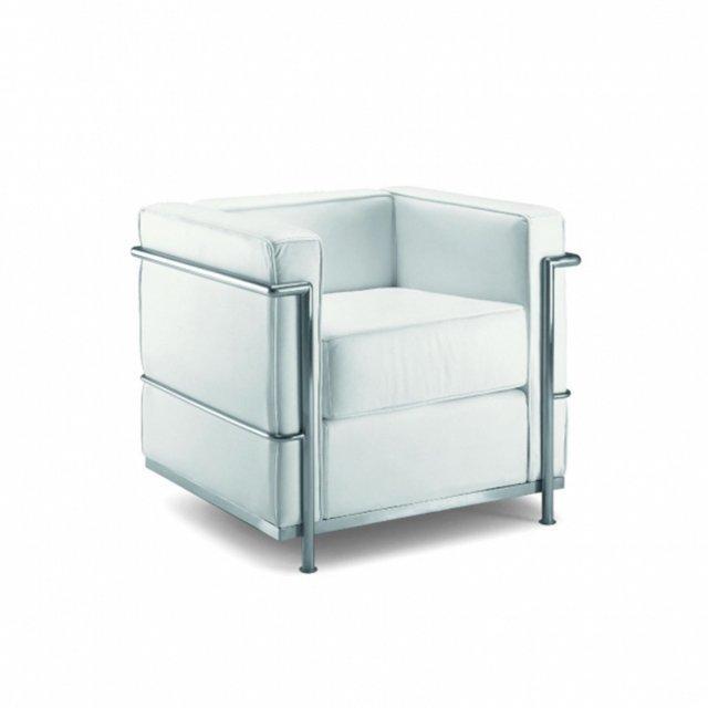 Silver: poltrona design classico 1