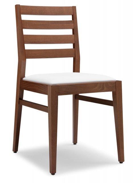 Bianca: sedia in legno 1
