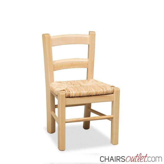 Camilla: sedia in legno 1