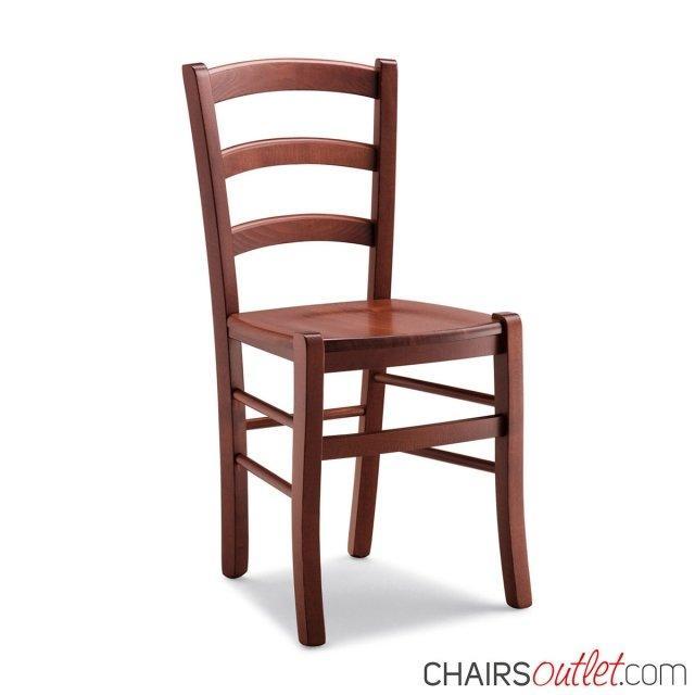 Paesana massello: sedia in 1