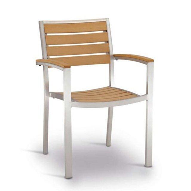 Pervinca: sedia da giardino 1