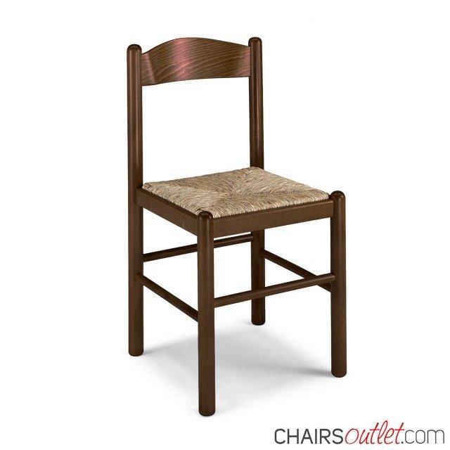 Pisa: sedia in legno 1