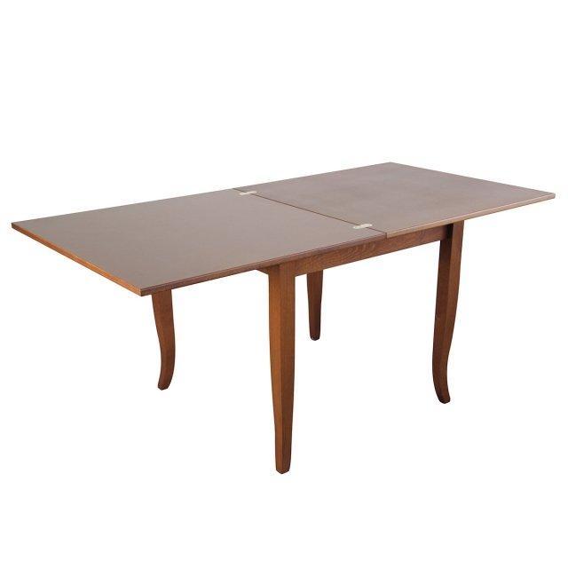 Biagio: tavolo allungabile rustico 1
