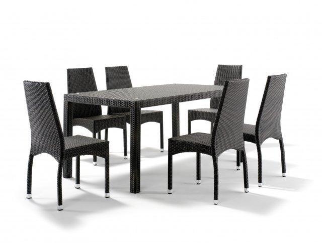 Lauro: tavolo fisso da 1