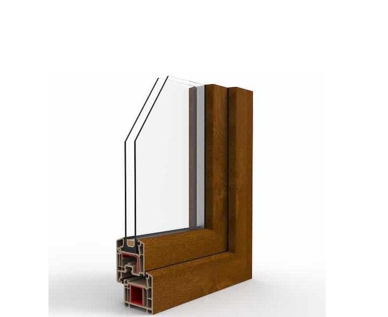 Sofia finestra in PVC intelligente 1