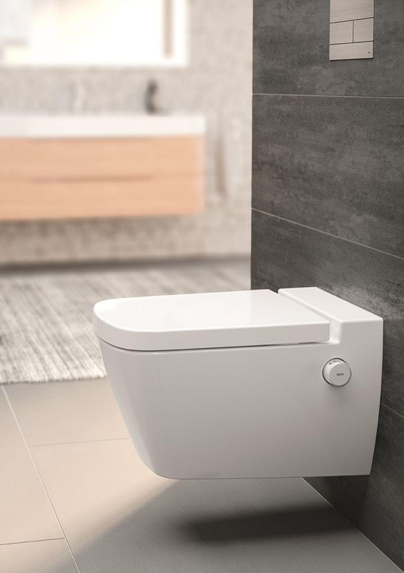 TECEone WC con bidet 1