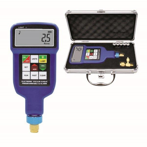 Ferrari vacuometro digitale sonoro certificabile 1