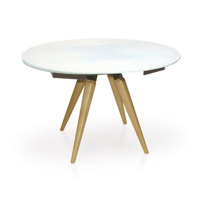 Myles/l tavolo rotondo allungabile 1