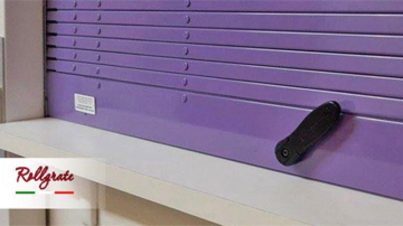 Tapparelle blindate orientabili antieffrazione - 2910156 2