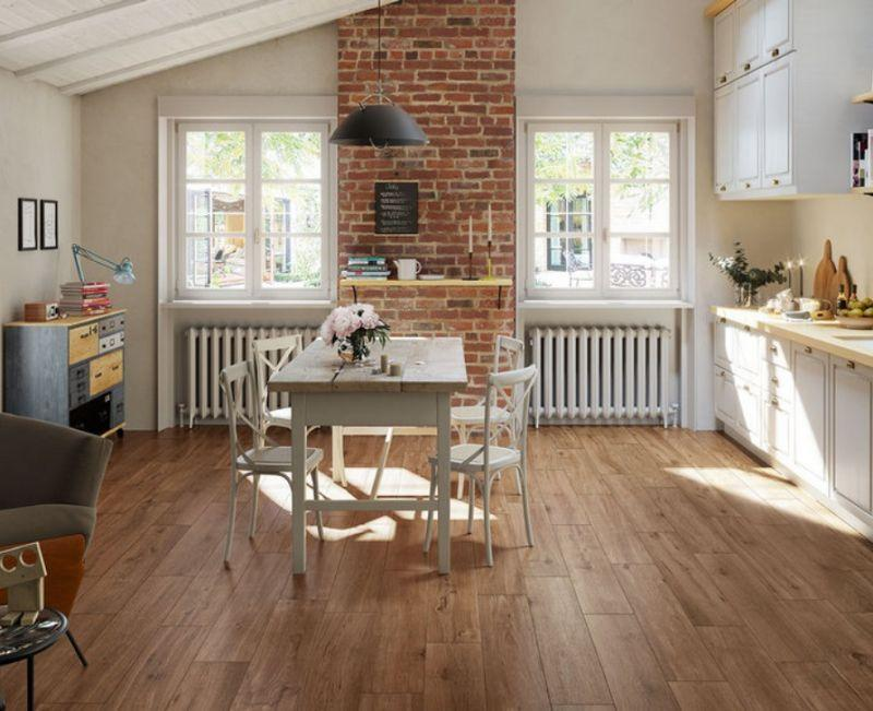 Gres effetto Rovere Naturale Cottage 2