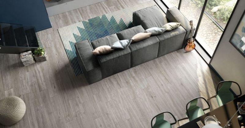 Gres effetto Rovere Naturale Cottage 3