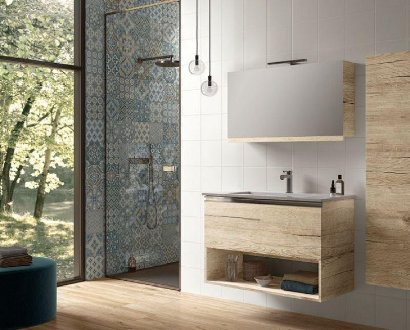 Gres effetto Rovere Naturale Cottage 6