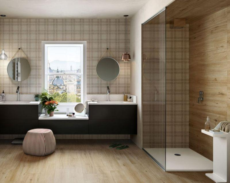 Gres effetto Rovere Naturale Cottage 8