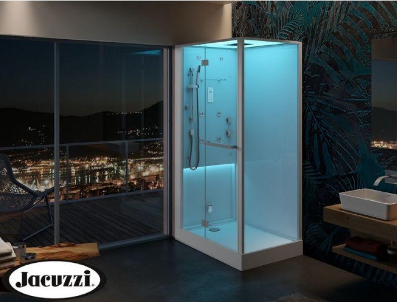 JACUZZI® Bali Caabina Idro LED/Hammam 1