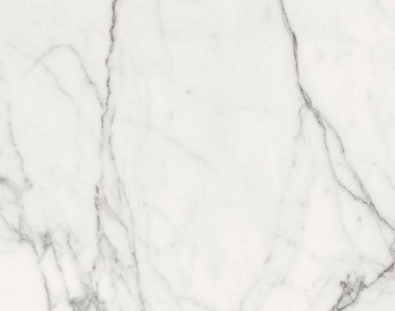 Piastrella gres effetto marmo statuario bianco 2