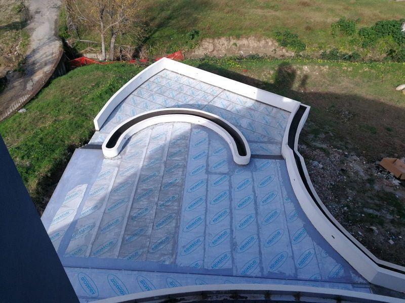 Impermeabilizzante liquido per superfici terrazzate e balconate - AQUASCUD 420-430 2