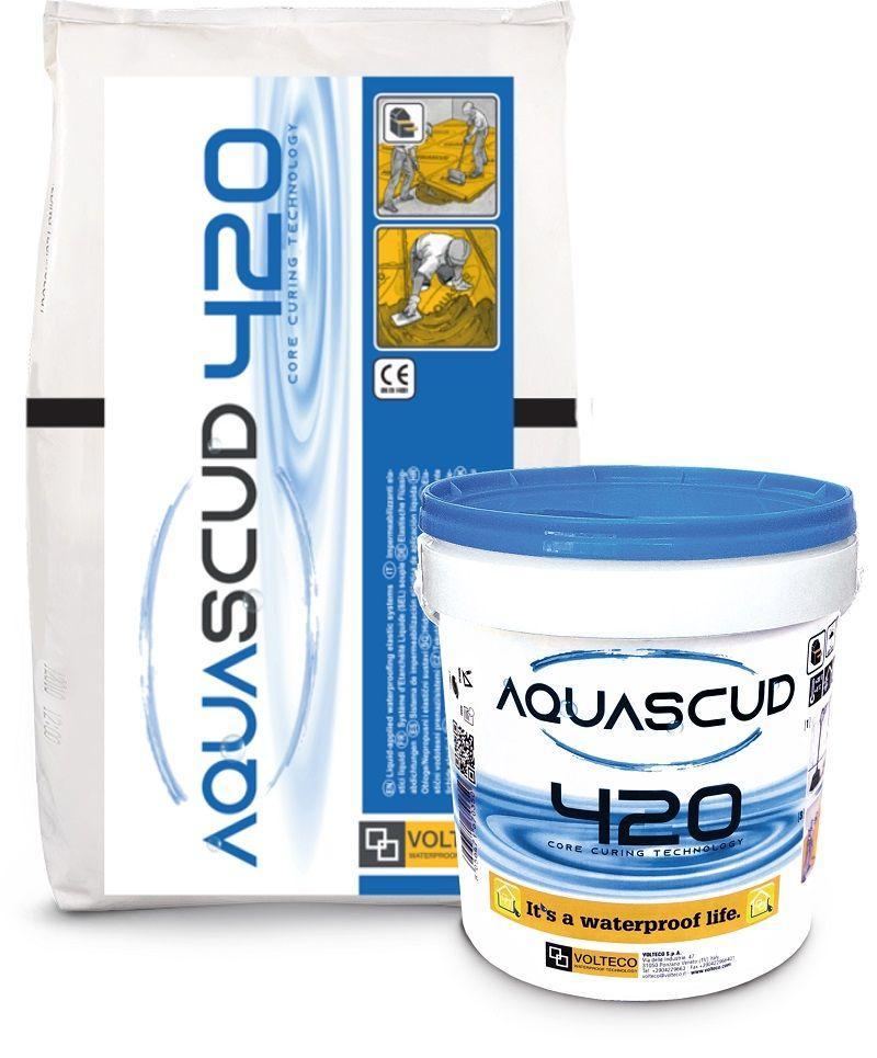 Impermeabilizzante liquido per superfici terrazzate e balconate - AQUASCUD 420-430 4