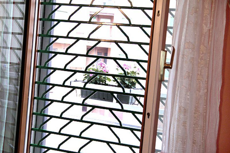 Grate di sicurezza per finestre 4