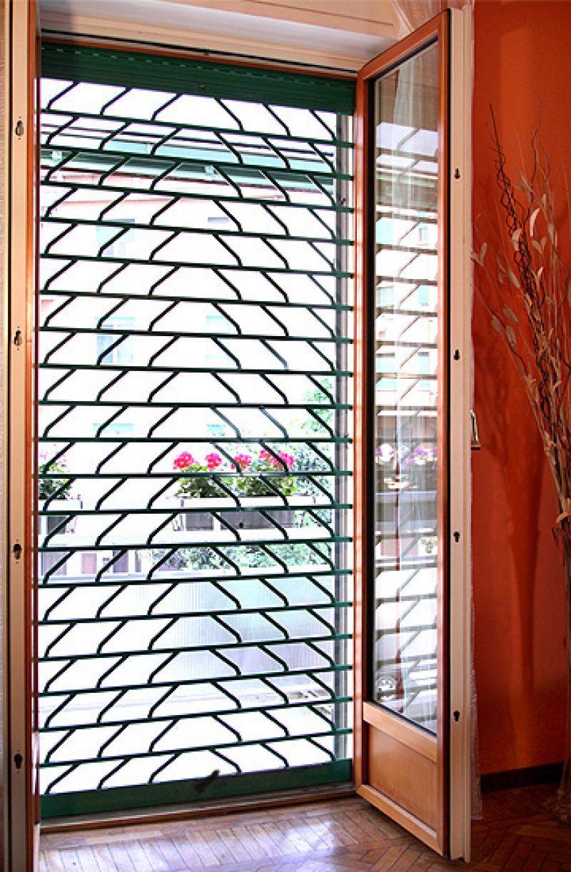 Grate di sicurezza per finestre 5