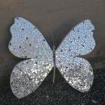 Specchio - Farfalla Ali D'oro