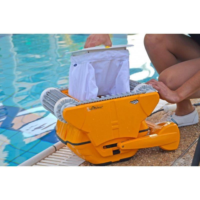 Robot Piscina Dolphin Wave 50 by Maytronics 4