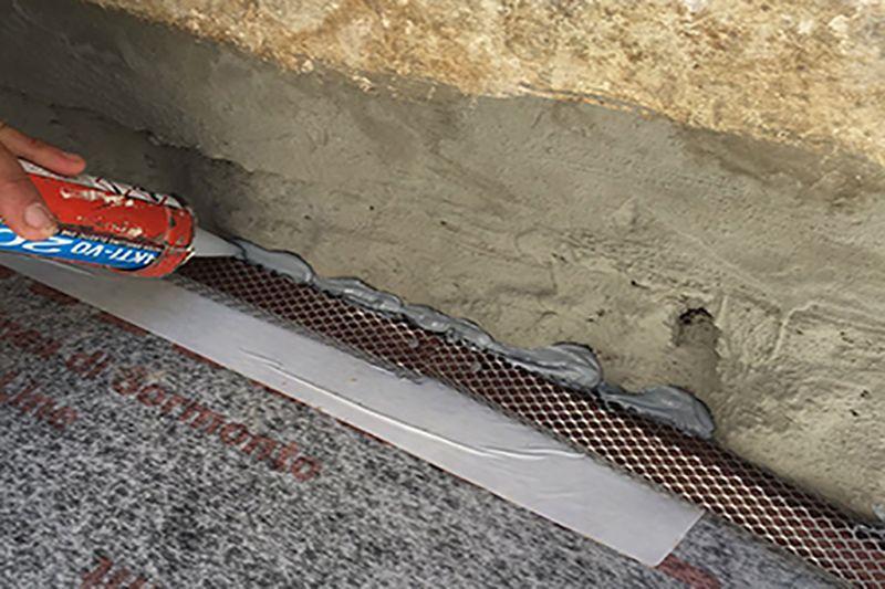 Mastice idroespansivo AKTI-VO 201 2